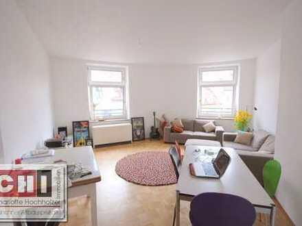 Haidhausen-Franzosenviertel *klassische 4-Zimmer Altbau-Wohnung mit Balkon*