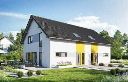 Energieeffiziente Doppelhaushälfte in Wehrheim