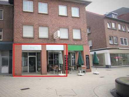 Optimale Größe für Ihr neues Gewerbe in der Weseler Fußgängerzone
