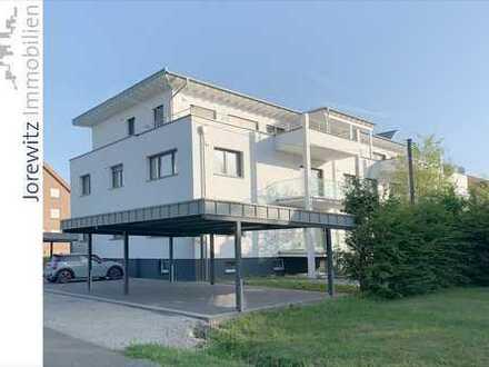 Oerlinghausen-Helpup - Großzügige 3 Zimmer Wohnung mit großem Balkon und modernster Energietechnik