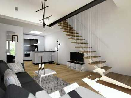 Riesige eigene Dachterrasse! 2-Zimmer in zentraler Lage. Jetzt bezugsfertig.