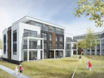 Sehr helle, attraktiv geschnittene 3-Zimmer-Wohnung mit Gartenterrasse in bester Wohnlage in Speyer