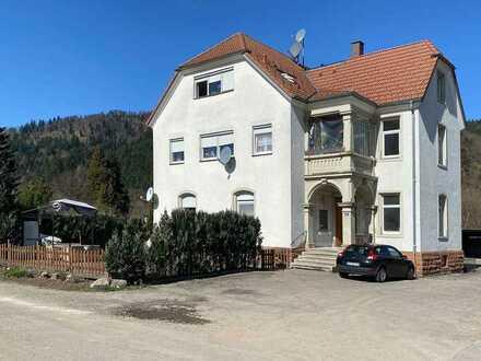 Historisch gewachsenes Mehrfamilienhaus mit 1866 qm Grundstücksfläche in 79261 Gutach i.Br.