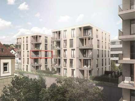 Neubauwohnung im 3. Obergeschoss - Mitten in Heidenheim