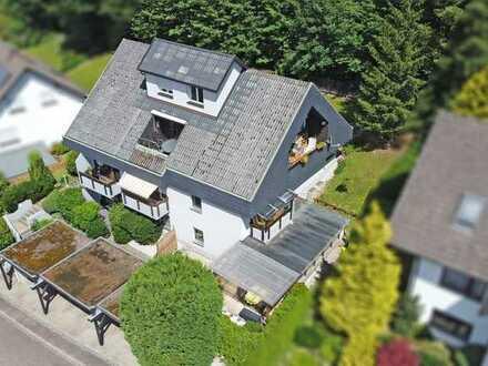 Oberkirch-Ödsbach: Großzügige Maisonettewohnung mit 140m² Wohnfläche und Gartennutzung
