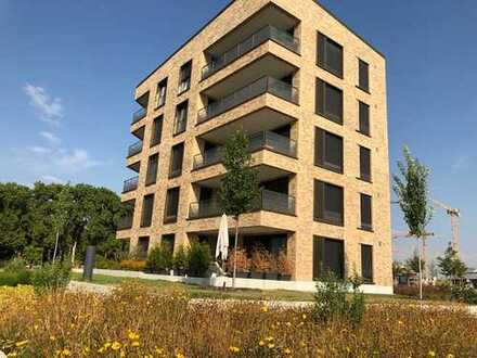 Großzügige 3-Zimmer Neubauwohnung am Glücksteinpark