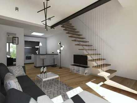 Ruhe-Oase Dachterrasse - Rundum Wohlfühlen - 2-Zimmer-Wohnung in zentraler Lage. Jetzt bezugsfertig!