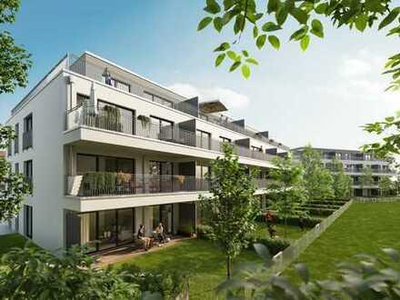 Neubau in Zirndorf: Besichtigung und Beratung ohne Anmeldung jeden Sonntag von 13-16 Uhr vor Ort!