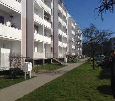 sonnige 3-Zimmer-Wohnung mit Balkon in Bad Belzig