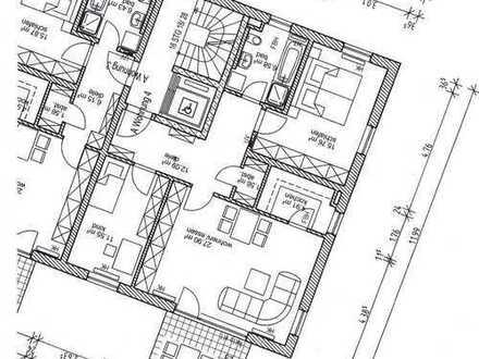 Fantastisch gelegene 3-Zimmer-Wohnung - Blick auf historische Stadtmauer und Hundertwasserturm