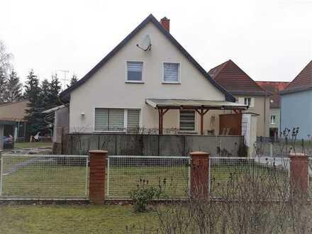 + Maklerhaus Stegemann + gepflegtes Wohnhaus in Wittstock/Dosse
