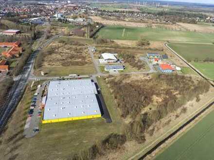 gut angebundene Grundstücksflächen in einem Gewerbegebiet/Sondergebiet in Lüchow (Wendland)