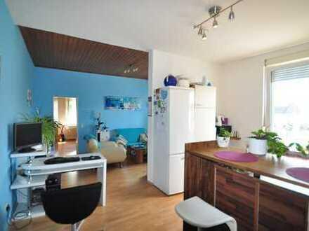 Helle, ruhige 2-Zi-Wohnung in Sölde, an der grünen Ortsgrenze