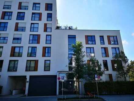 Moderne 4 Zimmer Luxus Wohnung, Schwabing-West am Petuelpark