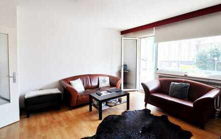 2-Zimmer Wohnung mit Balkon nah am Stadtwald