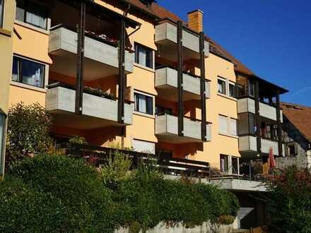 Exklusive 5-Zimmer Wohnung im Dorfkern von Inzlingen zu vermieten