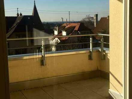 Exklusive 4 Zimmer-Wohnung in bester Lage von Heidelberg-Rohrbach mit Fernblick