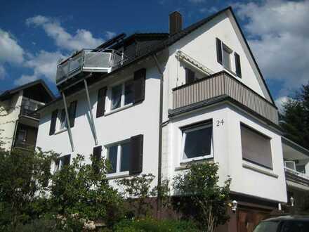 Helle 3-Zimmer Wohnung mit herrlichem Blick auf den Falkenstein