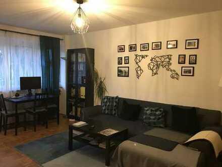 Möblierte 2-Zimmer-Wohnung mit Einbauküche in Laim, München