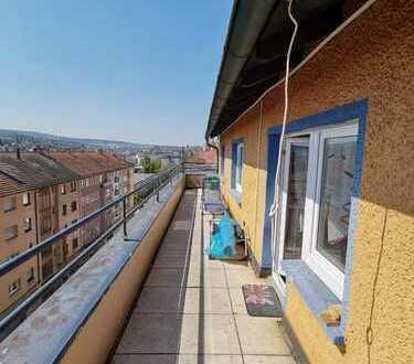 550 €, 75 m², 3 Zimmer