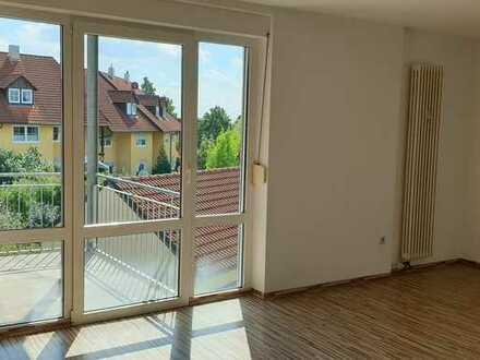 Helles, geräumiges und gepflegtes 1-Zimmer-Appartment mit Balkon in Würzburg