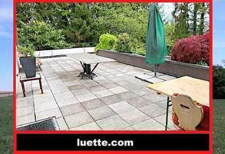 Bungalow, Rheinblick, gr. Garten, gr. Südterr. mit Abgang aufs Rasengrst., ca. 260 m² Wohnfl. zzg...