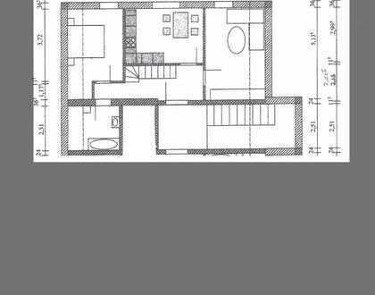 Schöne drei Zimmer Wohnung in Ichenhausen, vollmöbliert