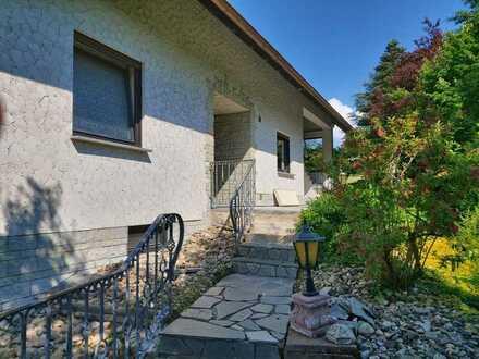 135 qm Erdgeschosswohnung mit Terrasse in Butzbach-Maibach