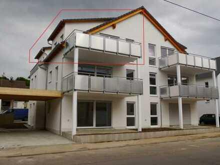 Sehr schöne 3,5 Zimmer Wohnung in Oberboihingen (Kreis Esslingen)