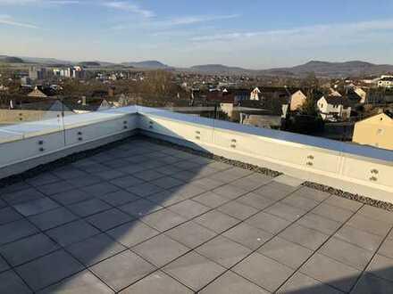 Schicke Penthauswohnung in Baunatal - Erstbezug