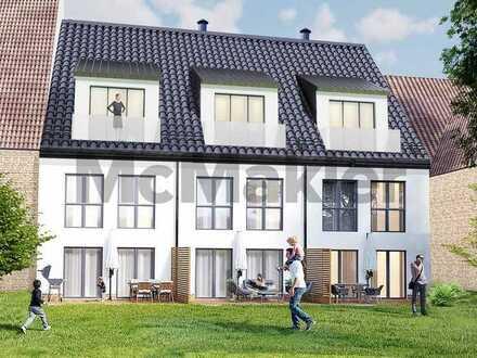 Provisionsfrei, modern, stilvoll: Neubau mit Garten in Mannheim-Friedrichsfeld