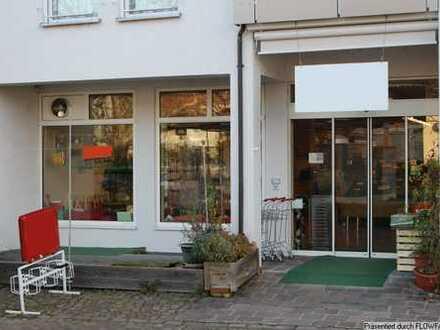 Vermietetes Ladengeschäft in zentraler Lage in Bühl