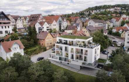 Helle 4-Zimmerwohnung im 1. OG mit Südwest-Balkon (Whg. 2)