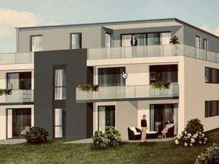 Erstbezug mit EBK und Balkon: exklusive 2,5-Zimmer-Wohnung in Hünxe