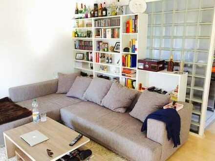 Schöne 2-Zimmer-Singel Wohnung mit EBK, Balkon & TG
