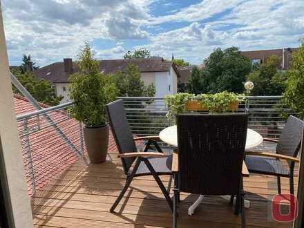 Modernisiert und renoviert - Schöner Wohnen mit Penthouse-Charakter auf 175m²