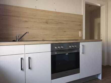 Sanierte 2-Zimmer-Wohnung mit EBK - frei ab sofort