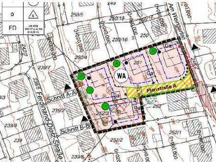 "Bieterverfahren Veräußerung Baugebiet ""Am Weingarten"" in Memmelsdorf"