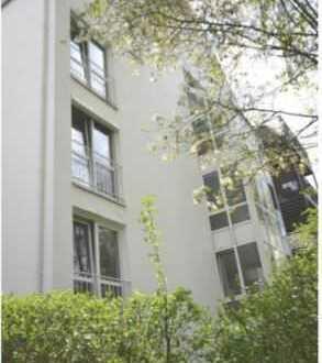 Sanierte 2-Zimmer-EG-Wohnung mit Luxuseinbauküche und großer Terrasse, Sendling-München