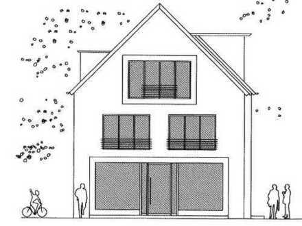 Bauvoranzeige Geschäftshaus - Neubau in Planung