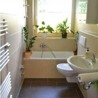 Stilvolle, sehr gepflegte 3-Zimmer-Wohnung mit Balkon und Einbauküche in Bremen