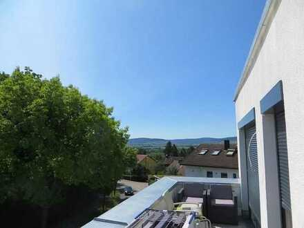 !Neubau-Erstbezug: zentrumsnah und ruhig gelegen - 4 Zimmer, Garten, Balkon u. Garage in Waiblingen!