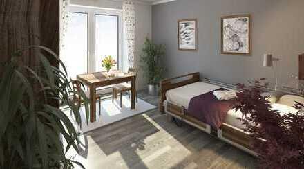 Neubau als Kapitalanlage - Pflegeappartement in der Seniorenresidenz Riede