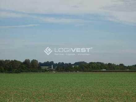 Grundstücksfläche mit GI-Nutzung in Rodenbach