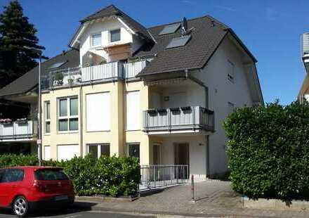 Moderne barrierefreie 3-Zimmer-EG-Wohnung mit Terrasse in Hattersheim am Main - Okriftel
