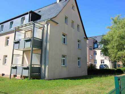 2-Raumwohnung mit Balkon und Dusche