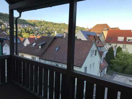 Modernisierte 2-Raum-Maisonette-Wohnung in Künzelsau