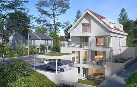 *Neubau* Sonnige Eigentumswohnung mit stufenlosem Zugang in Mannheim-Almenhof