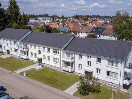 Villinger Südstadt 4- Zimmerwohnung in ruhiger und stadtnaher Umgebung