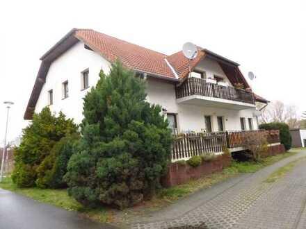 Schöne und ruhig gelegende 1-Zimmer-Wohnung mit Balkon in Storkow